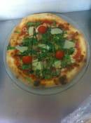 , Plat : Roma Pizza  - Pizza adriano(championnat mondial) -