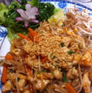 , Plat : Sawasdee  - Phad thaï -
