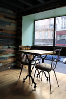 Shack BBQ  - Interieur haut -   © Shack