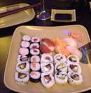, Plat : Sushi Hanaki