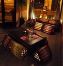 Thai Paradise  - Estrade typique -   © Thai Paradise