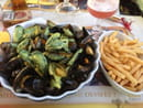 , Plat : Tivoli  - Moules au curry -
