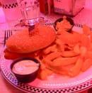 , Plat : Tommy's Diner