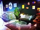 """, Restaurant : Trendy place  - Coin cosy canapé a la """"friends"""" -"""