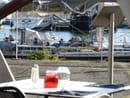 Victoria saison 4  - Terrasse vue mer -