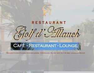 Restaurant - Restaurant du Golf D'Allauch