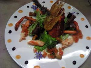le jardin gourmand restaurant de cuisine traditionnelle amberieux avec l 39 internaute. Black Bedroom Furniture Sets. Home Design Ideas