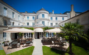 Restaurant - Le Jardin des Arceaux