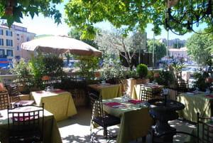 Restaurant - Auberge le Lubéron