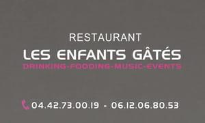 Restaurant - Les Enfants Gâtés