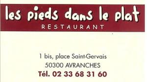 Restaurant - Les Pieds dans le Plat