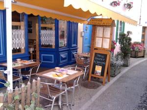 Cr perie l 39 oiseau bleu restaurant breton ax les thermes - Restaurant l oiseau bleu ...