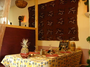 Restaurant - Safari Gourmand