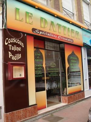 Restaurant - Le Dattier