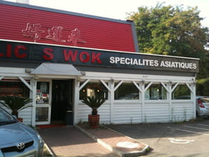 Restaurant - Délices Wok