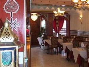 Restaurant - Le Palais d'Agadir