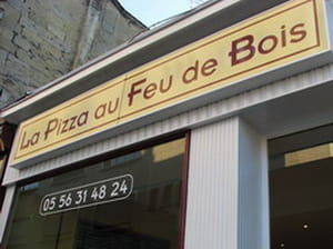 Restaurant - La Pizza au Feu de Bois