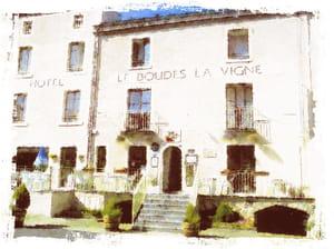 Restaurant - Le Boudes La Vigne