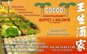Restaurant - Cocoo