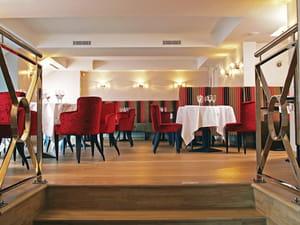 Restaurant - Brasserie Le Carré