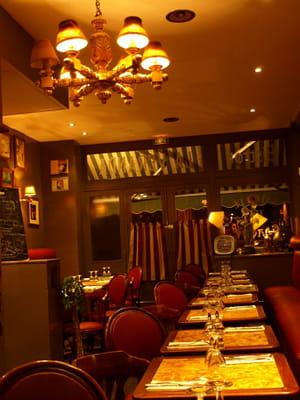 Restaurant - La Véranda