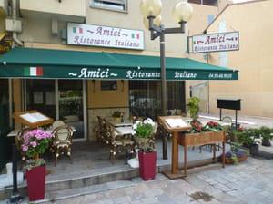 amici ristorante italiano restaurant italien cannes la bocca avec l 39 internaute. Black Bedroom Furniture Sets. Home Design Ideas
