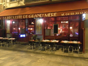 La brouette de grand m re restaurant de cuisine - La cuisine de grand mere angouleme ...