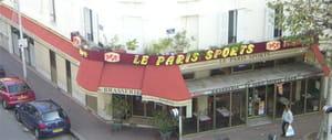 Restaurant - Café Paris Sport