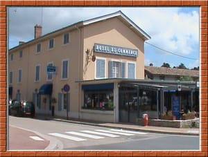 Restaurant Du Commerce Chatillon Sur Chalaronne Menu