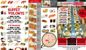 Restaurant - Happy Sushi