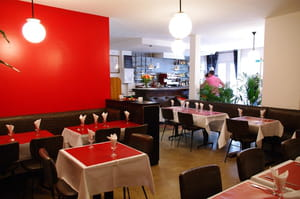 Restaurant - Les Andalouses