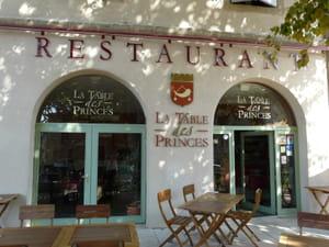 Restaurant - La Table des Princes