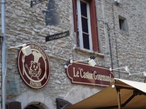 Le castor gourmand restaurant de cuisine traditionnelle for Restaurant cremieu