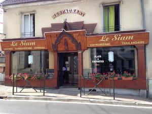 Le siam restaurant de cuisine du monde domont avec l for Restaurant du domont