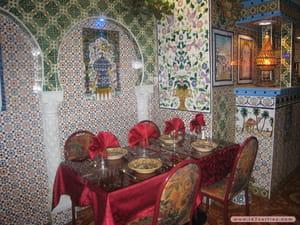Restaurant - Le Soleil de Tunis