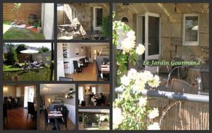 le jardin gourmand restaurant de cuisine moderne guingamp avec l 39 internaute. Black Bedroom Furniture Sets. Home Design Ideas
