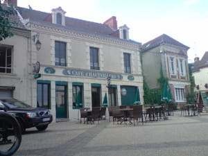 Restaurant - Caf&eacute; Hautvillers