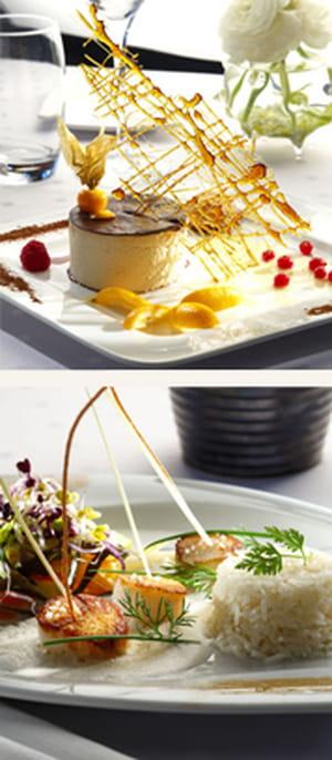 Au jardin des sens restaurant de cuisine traditionnelle for Au jardin restaurant
