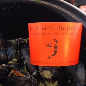 Restaurant le bistro du port - Le bistrot du port honfleur ...