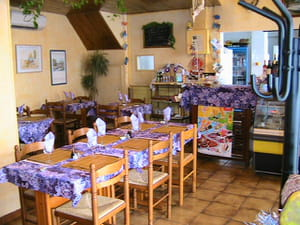 Restaurant - Îles et Dragon