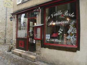 Restaurant - La Vieille Porte