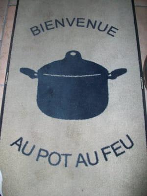 Restaurant - Au Pot au Feu