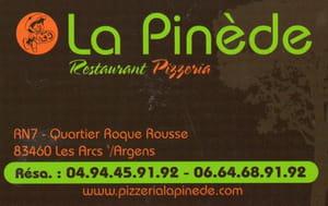 Restaurant - La Pinède