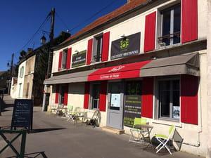 la ferme de diane restaurant breton les clayes sous bois avec l 39 internaute. Black Bedroom Furniture Sets. Home Design Ideas