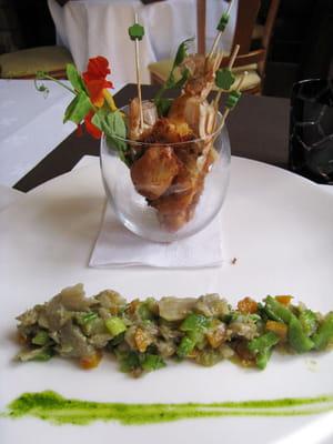 Restaurant - Auberge de la Pomme