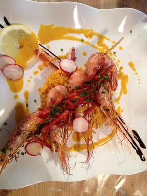 Le port restaurant de cuisine moderne les sables d - Restaurant le port les sables d olonne ...