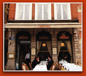 Restaurant Lille Ambiance Copains