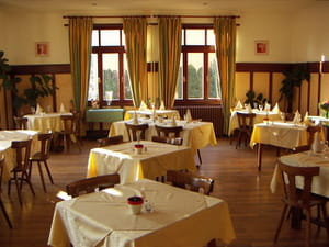 Restaurant - Auberge du Soleil