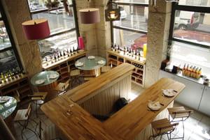 l 39 epicerie comptoir croix rousse restaurant basque lyon avec l 39 internaute. Black Bedroom Furniture Sets. Home Design Ideas