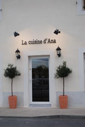 Restaurant - La Cuisine d'Ana